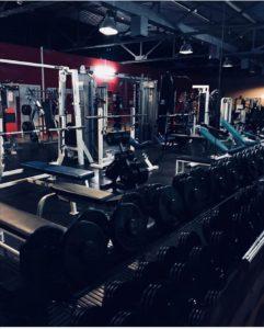 AOF Champions Gym Hull